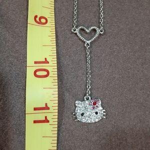 Hello Kitty Sanrio Cleavage drop